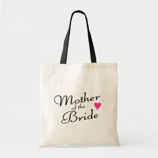 Mutter der Braut Budget Stoffbeutel
