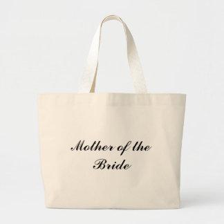 Mutter der Braut Jumbo Stoffbeutel