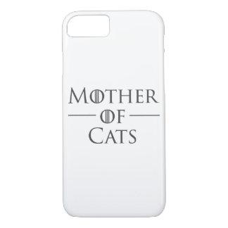 Mutter der Katzen iPhone 8/7 Hülle