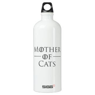 Mutter der Katzen Wasserflasche