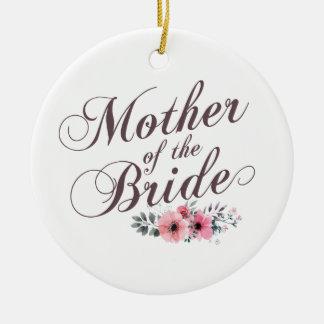 Mutter der Verzierung der Braut-eleganten Keramik Ornament