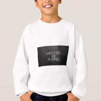 Mutter der Welpen Sweatshirt