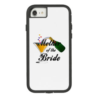 Mutter des Braut-Champagne-Toasts Case-Mate Tough Extreme iPhone 8/7 Hülle
