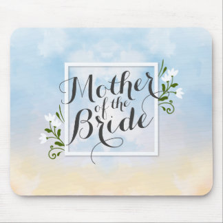 Mutter des Braut-eleganten Rahmens Wedding Mousepad