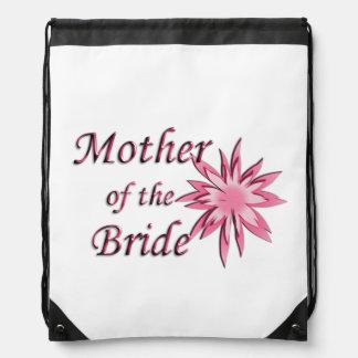 Mutter des Braut-Rosas Sportbeutel