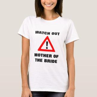 Mutter des Braut-Shirts T-Shirt