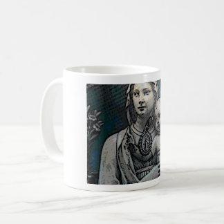 Mutter des Gottes - Theotokos Kaffeetasse