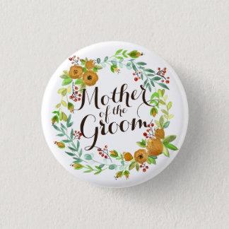 Mutter des runder button 2,5 cm