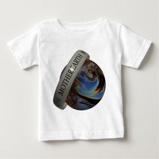Mutter Erde Baby T-shirt