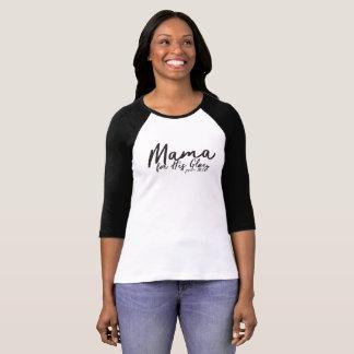 Mutter für sein Ruhm-christliches Shirt