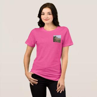Mutter-Gepard und -junges T-Shirt