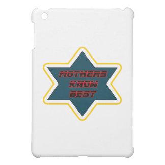 Mütter kennen bestes weißes Gold das MUSEUM Zazzle iPad Mini Hüllen