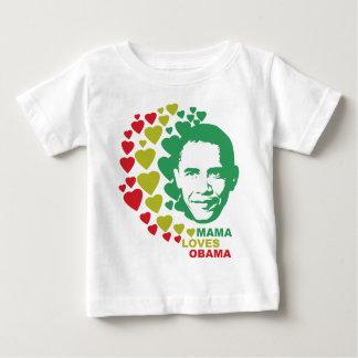 Mutter Loves Barack Obama Baby T-shirt