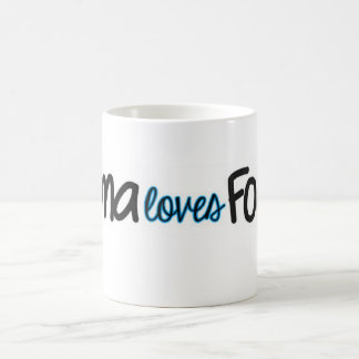 Mutter Loves Food Coffee Mug Kaffeetasse