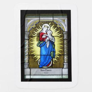 Mutter Mary - Mutter des Gottes Babydecke