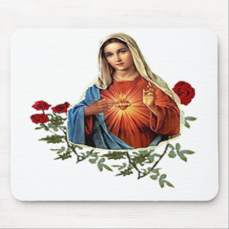 Mutter-Mary-Produkte Mousepads