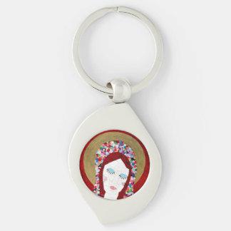 Mutter Mary Schlüsselanhänger