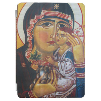 Mutter Mary und Jesus-Kunst iPad Air Cover