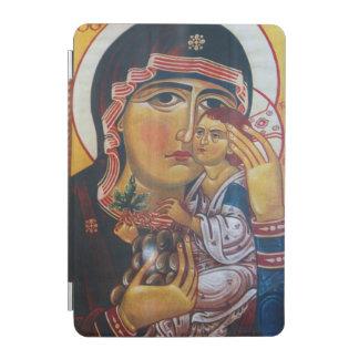 Mutter Mary und Jesus-Kunst iPad Mini Cover