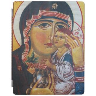Mutter Mary und Jesus-Kunst iPad Smart Cover