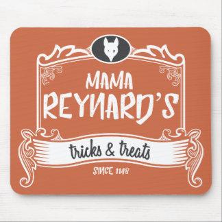 Mutter Reynards Tricks u. Leckerei-Mausunterlage Mousepad