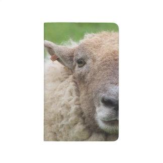 Mutter-Schafe Taschennotizbuch