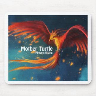 Mutter-Schildkröte-Produkte Mousepad