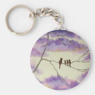 Mutter-Segen Keychain von der Malerei Schlüsselband
