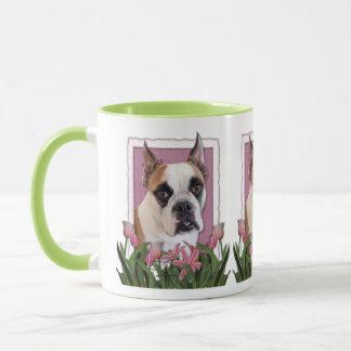 Mutter-Tag - englische Bulldogge - Cambridge Tasse