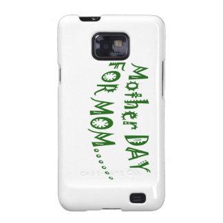 Mutter-Tag für die Mamma beHappy zusammen Galaxy SII Case