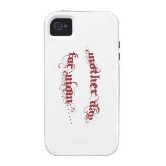 Mutter-Tag für Mamma Case-Mate iPhone 4 Cover