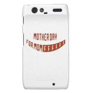 Mutter-Tag für Mamma Motorola Droid RAZR Hüllen