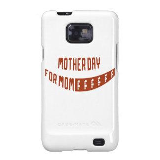 Mutter-Tag für Mamma Samsung Galaxy S2 Hüllen