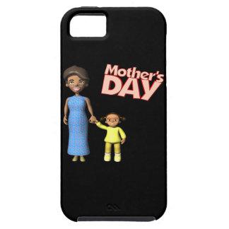 Mutter-Tag iPhone 5 Schutzhülle