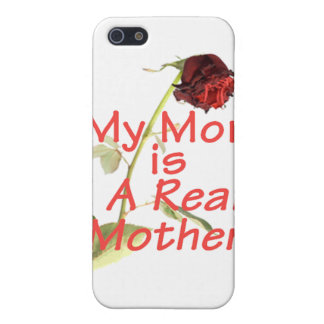 Mutter-Tag iPhone 5 Etui