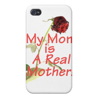 Mutter-Tag Schutzhülle Fürs iPhone 4