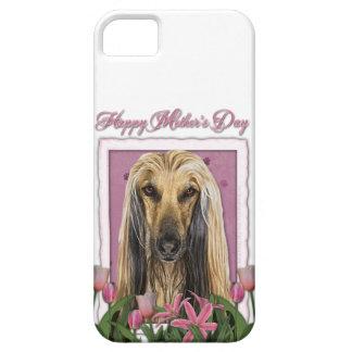 Mutter-Tag - rosa Tulpen - Afghane Schutzhülle Fürs iPhone 5