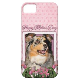 Mutter-Tag - rosa Tulpen - Australier - Gustine iPhone 5 Hüllen