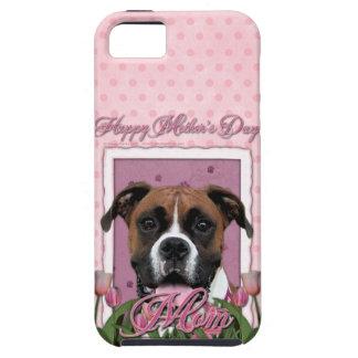 Mutter-Tag - rosa Tulpen - Boxer - Vindy Hülle Fürs iPhone 5