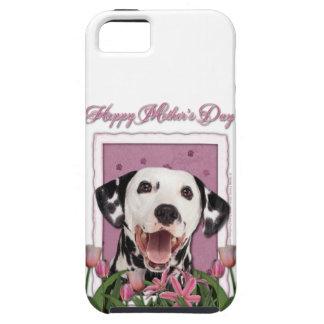 Mutter-Tag - rosa Tulpen - Dalmatiner Hülle Fürs iPhone 5