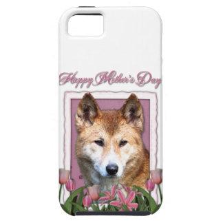 Mutter-Tag - rosa Tulpen - Dingo iPhone 5 Hülle
