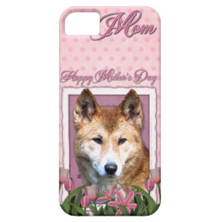 Mutter-Tag - rosa Tulpen - Dingo iPhone 5 Hüllen