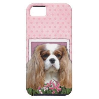 Mutter-Tag - rosa Tulpen - Kavalier - Blenheim Hülle Fürs iPhone 5