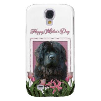 Mutter-Tag - rosa Tulpen - Neufundland Galaxy S4 Hülle