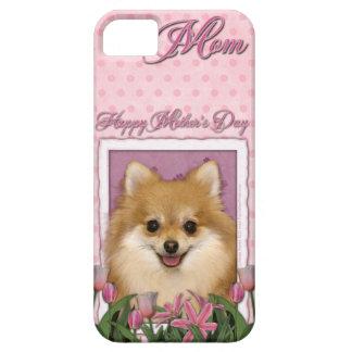 Mutter-Tag - rosa Tulpen - Spitz iPhone 5 Hüllen