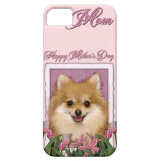 Mutter-Tag - rosa Tulpen - Spitz Schutzhülle Fürs iPhone 5