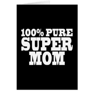 Mutter-Tag u. Mamma-Geburtstage: 100% reine Superm Karten