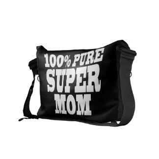Mutter-Tag u Mamma-Geburtstage 100 reine Superm Kurier Tasche