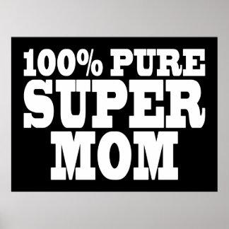 Mutter-Tag u. Mamma-Geburtstage: 100% reine Superm Plakatdrucke