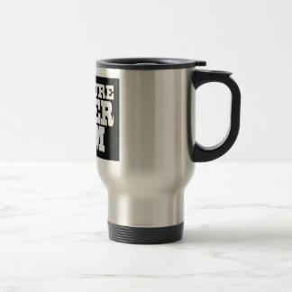 Mutter-Tag u. Mamma-Geburtstage: 100% reine Superm Kaffeetasse